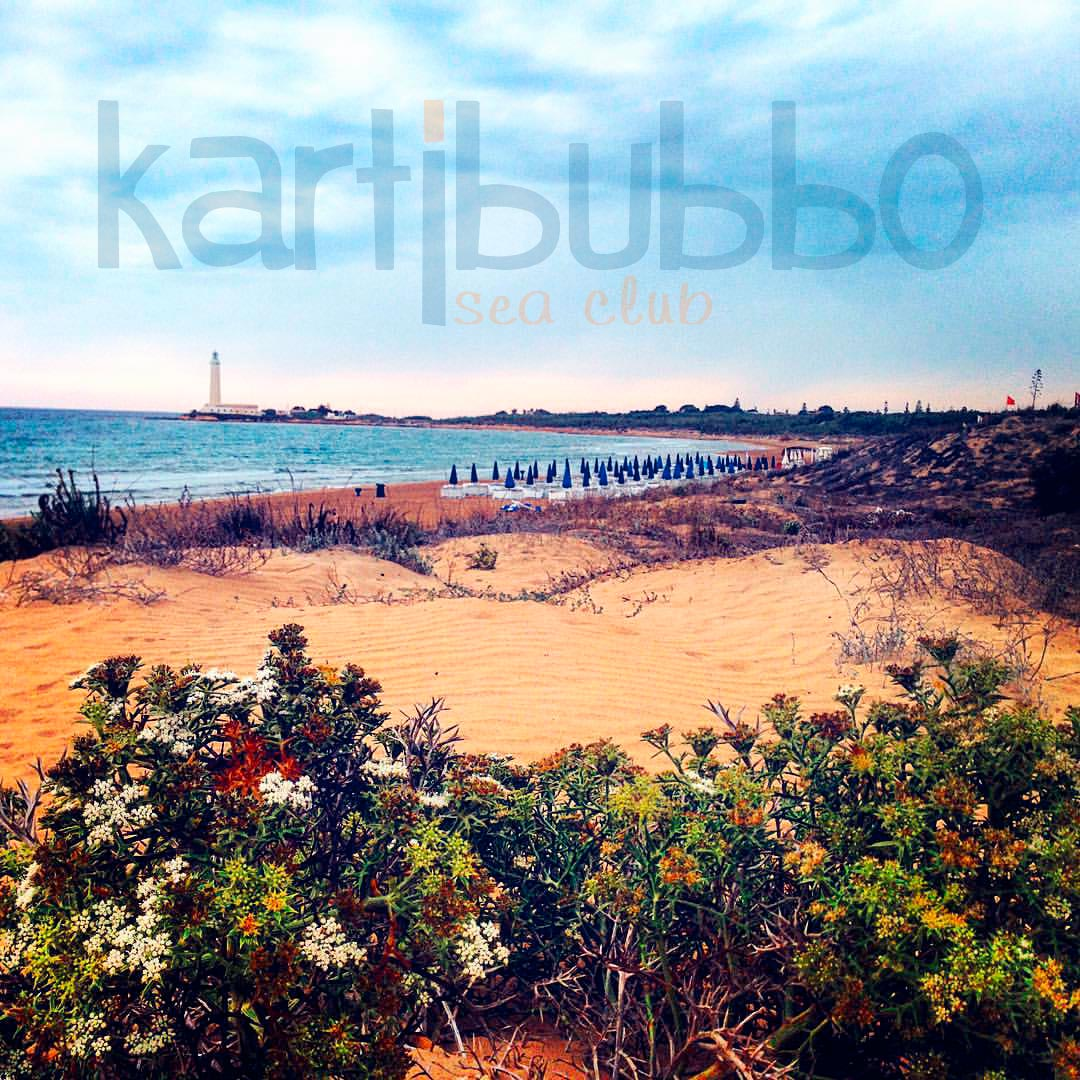 spiaggia di Kartibubbo