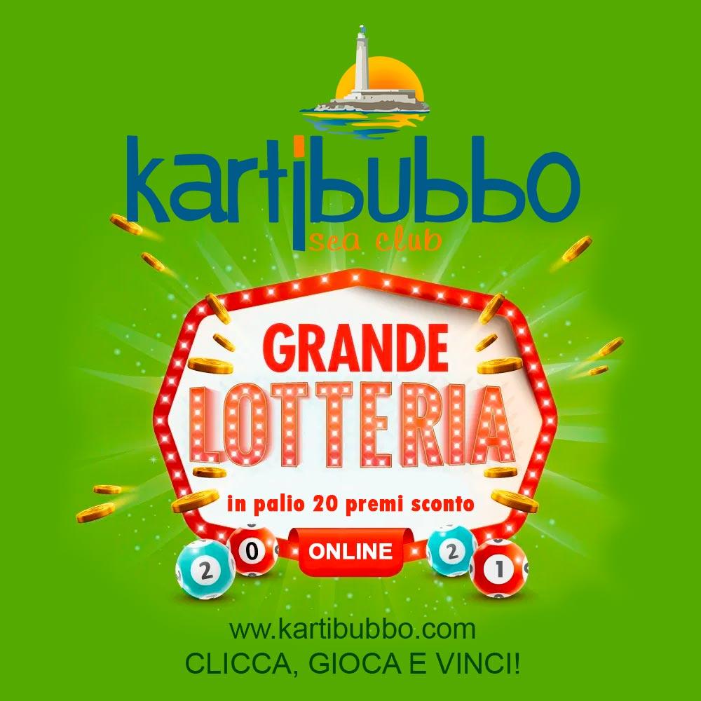 Gioca e vinci una vacanza con la nostra lotteria